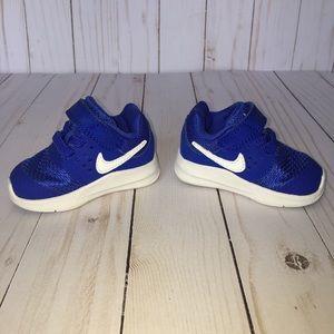 Infant Nike's size 2